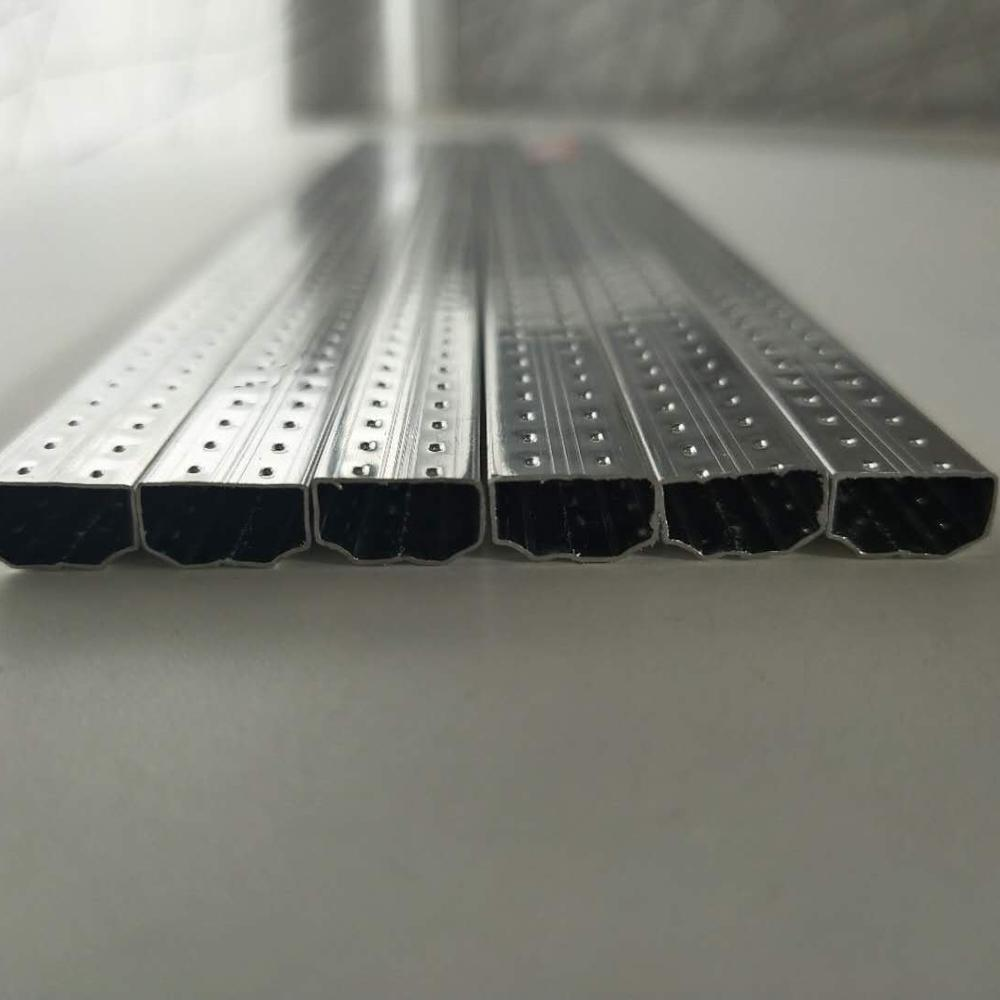 Aluminium spacer bar with high frequency and low price