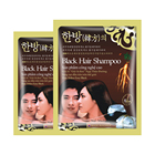 OEM Black Magic Organic Hair Color Shampoo Always Keep Hair Colorful