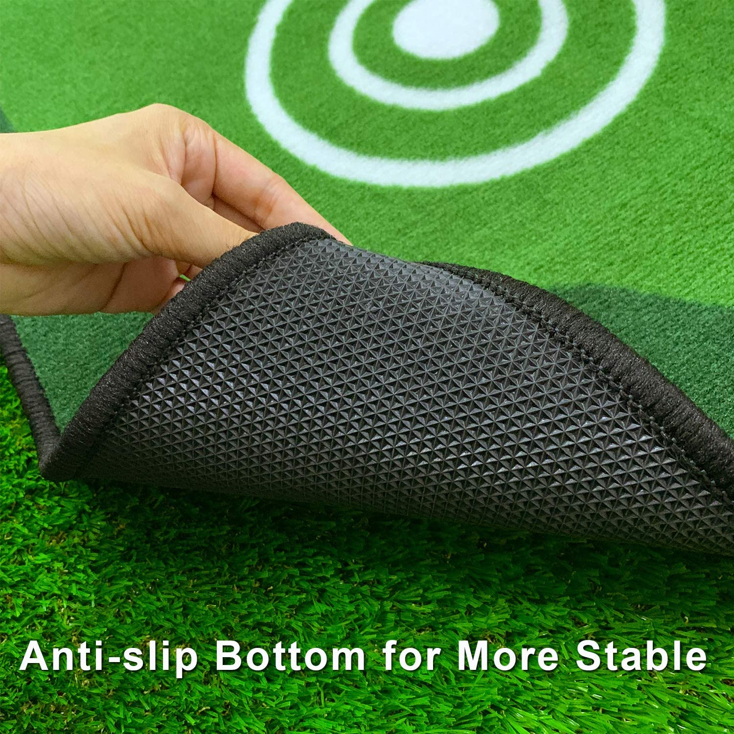 Custom 3D golf mat