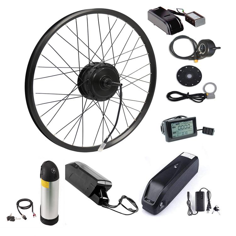 Strong Power 1000w 2000w 3000w 5000w 8000w electric bicycle conversion kit e bike conversion kit