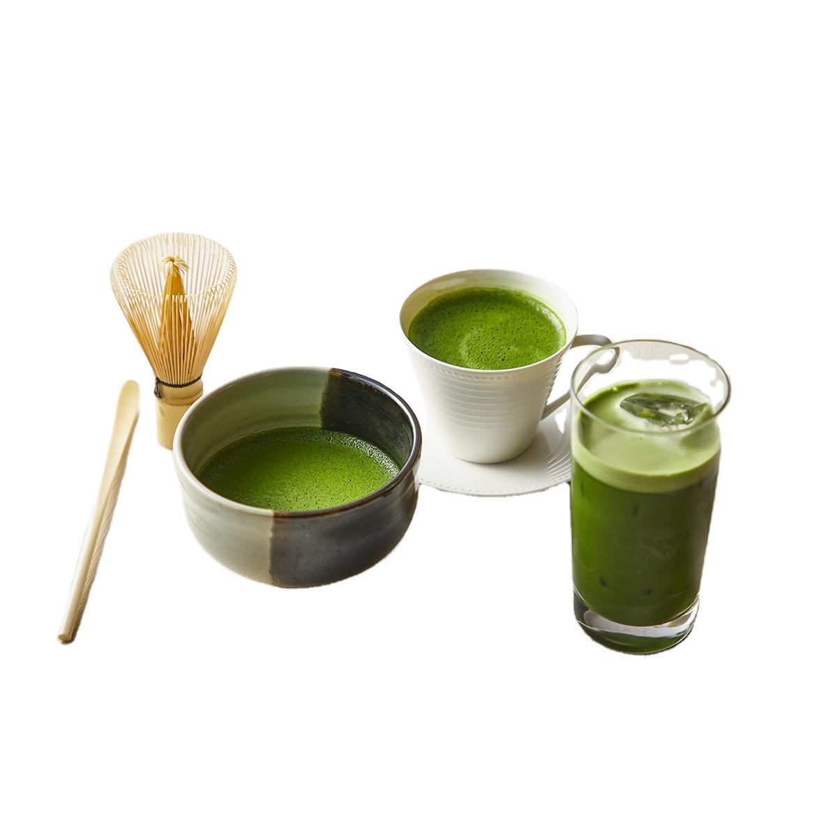 Premium matured powder ceremonial grade private label organic premium matcha tea