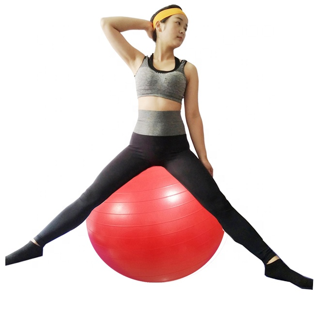 75cm 1000gram diameter eco-friendly custom logo anti-burst home exercise custom <strong>yoga</strong> <strong>ball</strong>