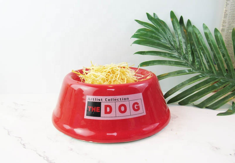 ceramic pet feeder bird feeder slow feeder pet bowl