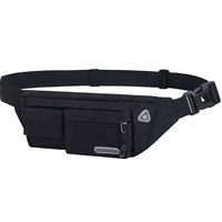 Waterproof Phone Fitness Gym Running Belt Waist Bags Hiking Anti Theft Outdoor Gym Sports Running Men Fanny Pack