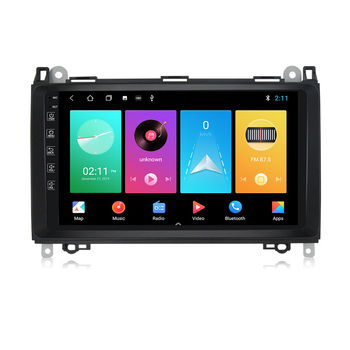 MEKEDE Voice Control Android IPS 4core Car Radio for Benz Sprinter W209 W169 B200 B-class 2+32GB Stereo Navigation FM Video out