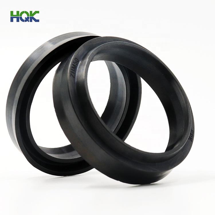 De alta calidad de goma NBR ZHM tipo a prueba de polvo de aceite de sello de cilindro neumático