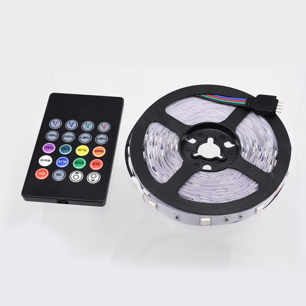 LED Strip Light Bluetooth luces Led RGB 5050 2835 Waterproof Flexible Lamp Tape Ribbon With Diode Tape DC 12V 5M 10M 32.8ft 20M