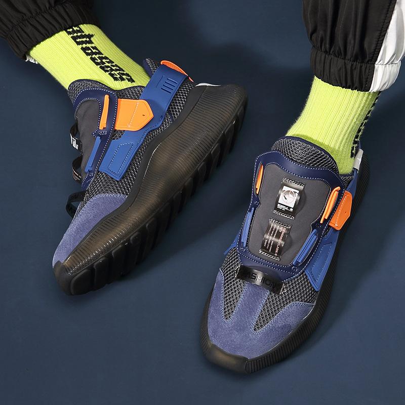 In vogue men sneakers hot sale height increasing men sports running shoes sneakers