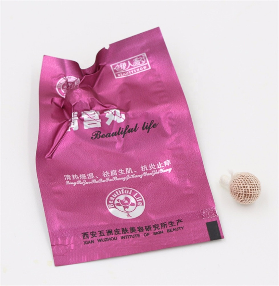 GMP factory wholesale feminine hygiene <strong>tampon</strong> <strong>herbal</strong> <strong>tampons</strong> clean point vagina detox <strong>tampon</strong> pearls