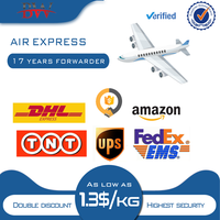 2019 Logistic Service Air Express From China to USA Via Cameroon Dedicated Line DDP