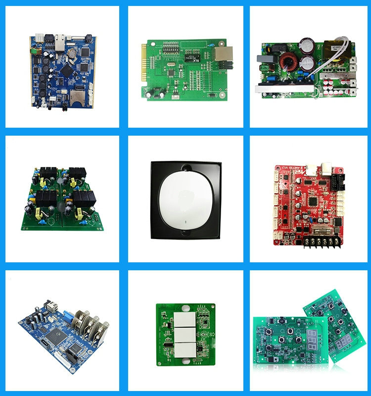 Custom electronic circuit board turnkey service multilayer pcba service pcb manufacturer