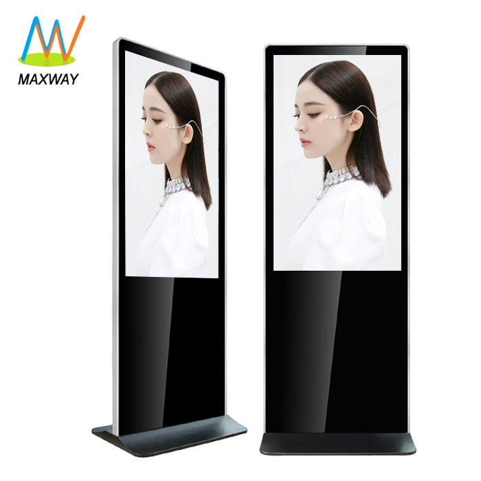 49 zoll freies stand digital signage innen ad lcd informationen wifi kiosk in China
