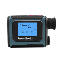 Hot selling long distance golf slope adaptive range finder laser rangefinder