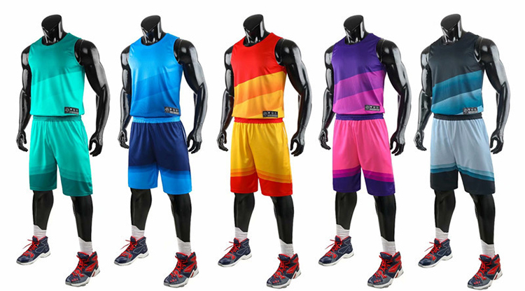 2020 KCOA New Design Ready To Ship Custom Sublimated Basketball Uniform Basketball Wear
