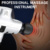 Professional Handheld Deep Tissue Massage Gun for Full Body Muscle Massage