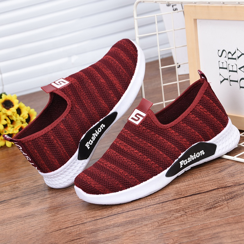 hot sale slip on loafers red tape safety sparks sport shoes