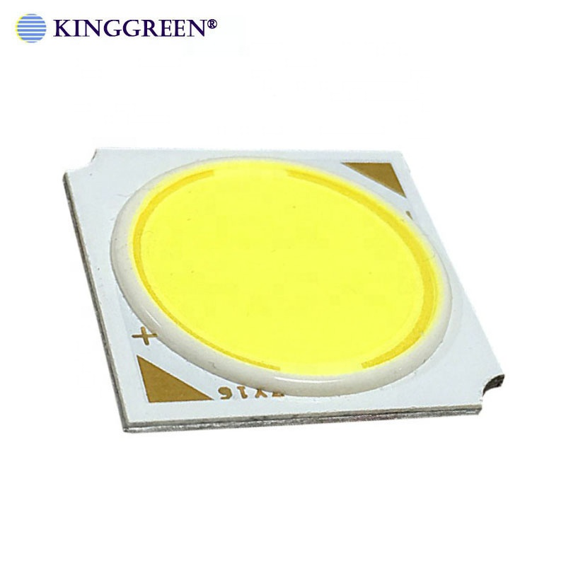 High Brightness Square Type 19*19mm 7W 9W 12W 15W 18W 20W 24W 30W 36W Integrated COB LED Surface Light Beads With Bridgelux Chip