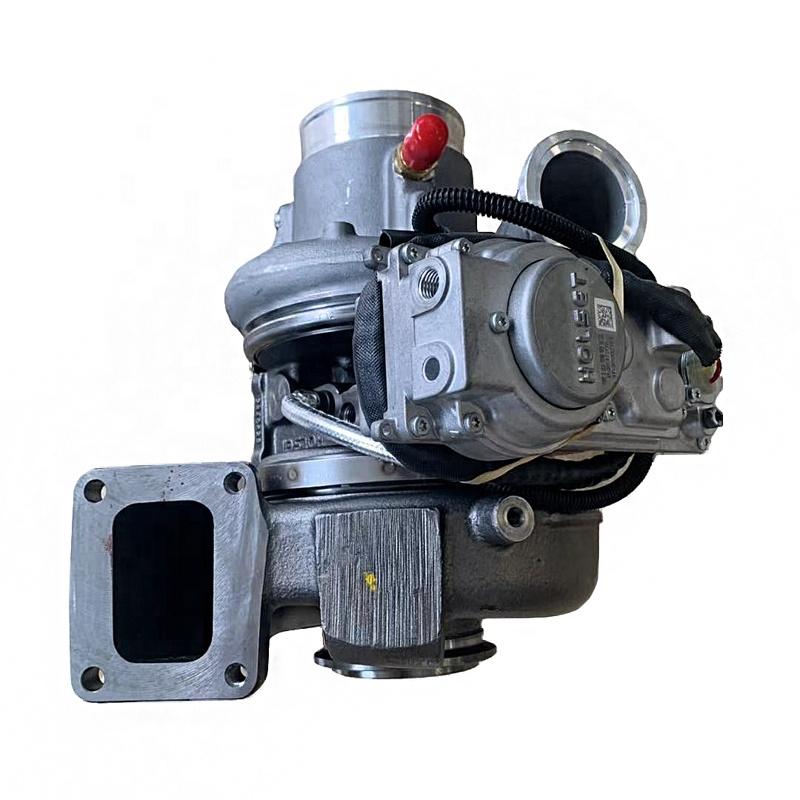 حقيقية الشاحن التربيني 3798514 ل محرك CUMMINS توربو أجزاء