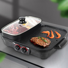 Pot Pan Grill 2020 New Design Large Soup Hot Pot And Pan Grill