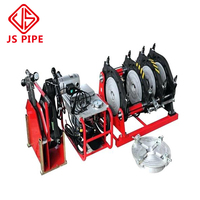 355mm Hydraulic Butt Fusion PE Pipe Welding Machine HDPE Pipe Welding Machine
