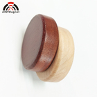magnet custom wood disc magnet for sales