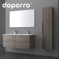 doporro European style fashionable wall mounted bathroom cabinet from manufacturer