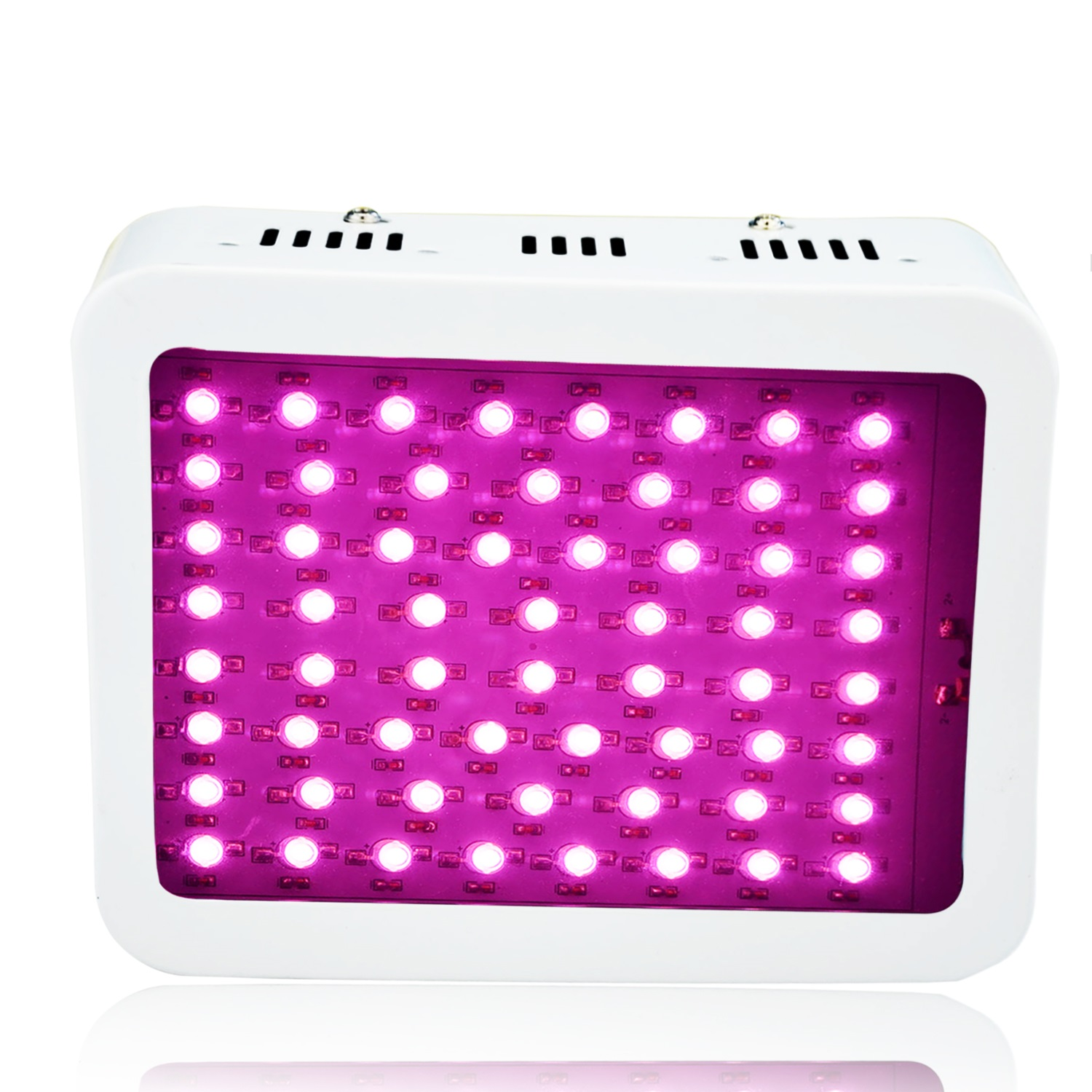 WYZM 600W LED Grow Lights Full Spectrum for Indoor Plants with Veg and Bloom