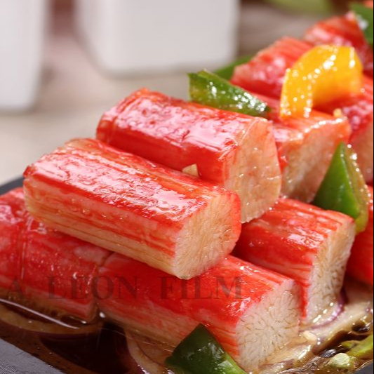 LICHUAN Manufacturer and exporter of freeze dried surimi crab stick manufacturers