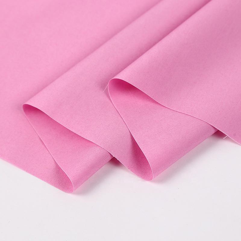 100% Coton Top Quality Custom Color Coating Fabric Plain Cotton Pillow Fabric