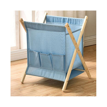 High quality environmental foldable linen dirty clothes basket storage basket