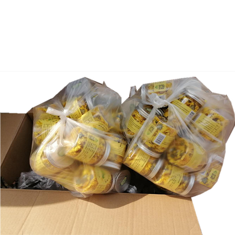 China Gift Package Tea Yellow Chrysanthemum Flower Tea