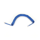 Wholesale Good Price Indoor Male To Male Spiral Coiled Telephone Wire Drop