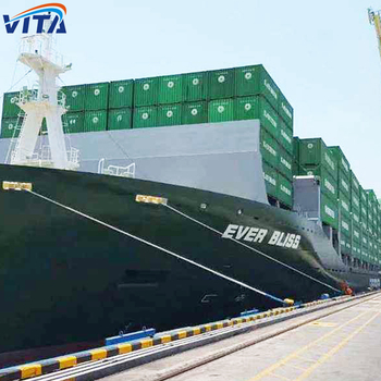 FBA DDP LCL sea freight shenzhen to USA