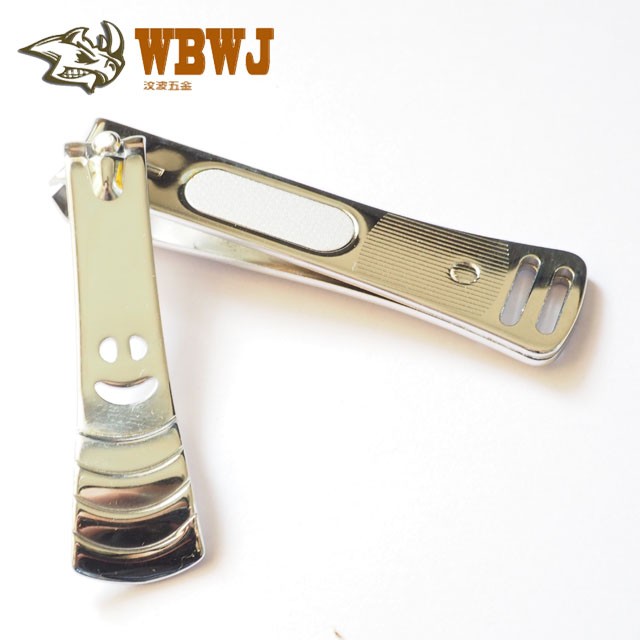 safety Beauty Belt grinding  carbon steel fixbody popular Wholesale Professional precision nail clipper