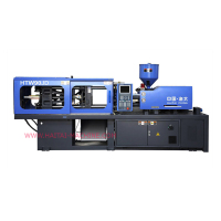 HTW90JD plastic molding machine preform injection molding machine