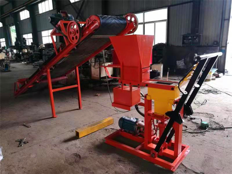 Efficient  labor-saving brick making machinery machine brick making