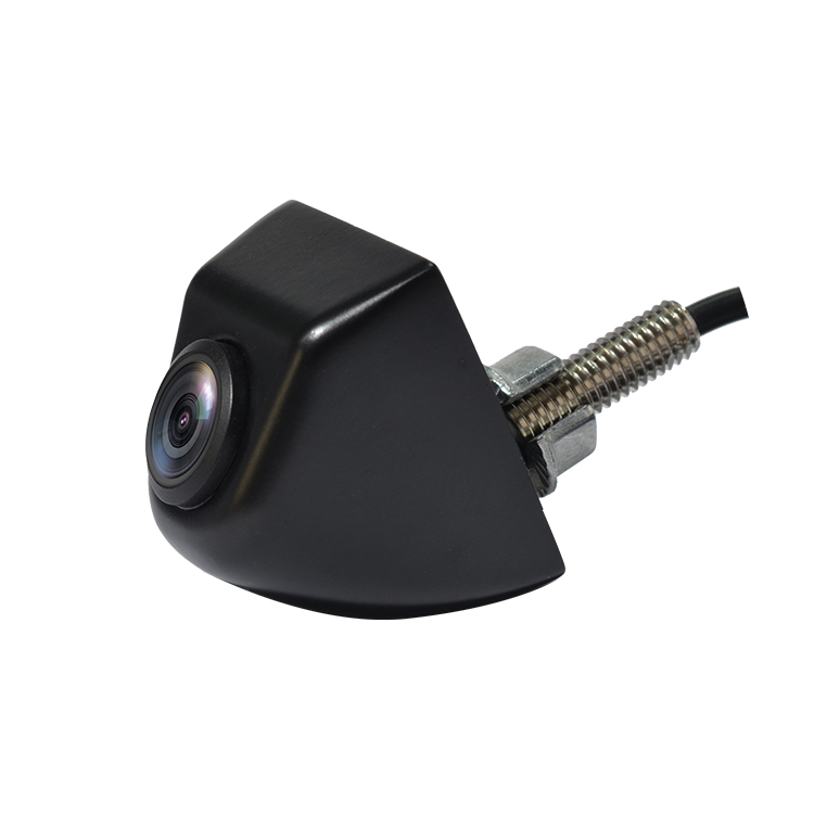 Horizontal Angle 120 degree 0 LUX super night vision mega-pixel rear view camera