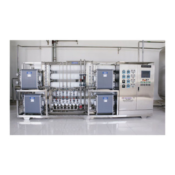 High quality 50TPH electropure edi EDI ultra pure water equipment supplies water to power plants