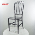 Modern Cheap Stacking Plastic Chair Wholesale Resin Royal Chair for Wedding Banquet Event Party