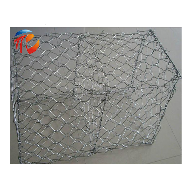 Hot sale Low price steel wire mesh for gabion box