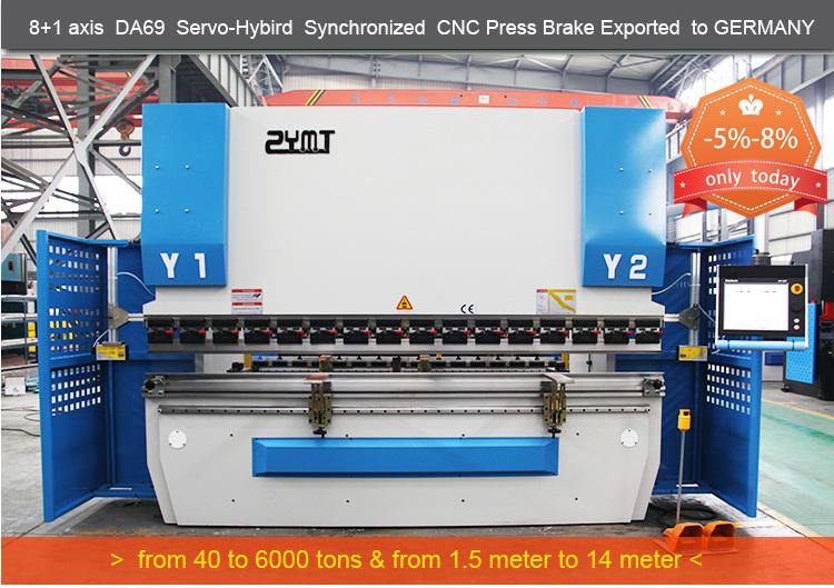 Excellent Quality Low Price Hydraulic Press Brake Cnc Press Brake
