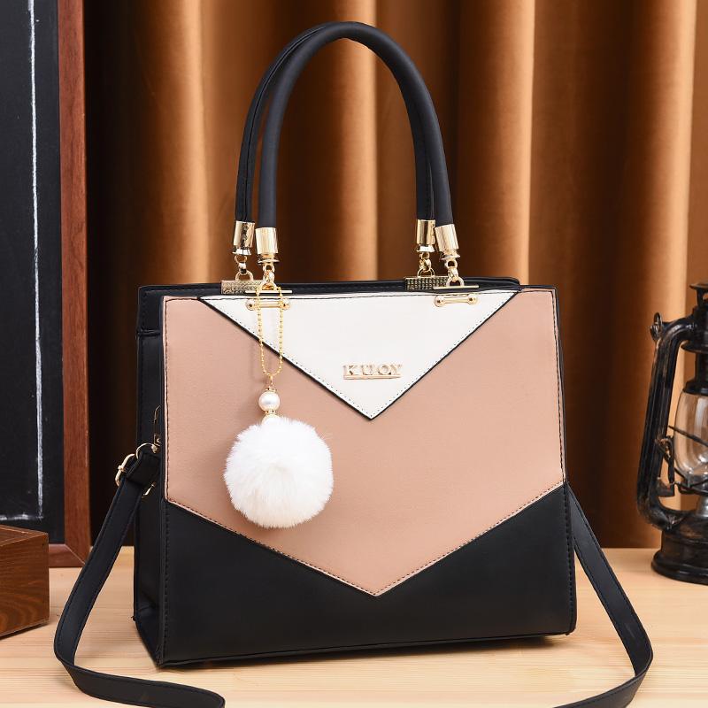 DL0195 женская сумка, маленькая квадратная сумка Pupi, модная сумка через плечо, сумка-мессенджер