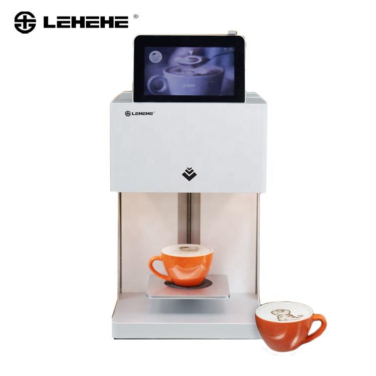 ขายร้อน Commercial LATTE 3D กาแฟเครื่องพิมพ์