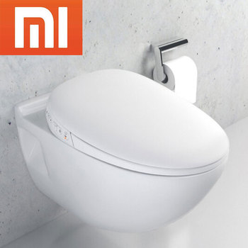 Xiaomi Whale Spout Smart Toilet Seat Lid Cover Pro Intelligent Water Heated Filter Electronic Heated Bidet Spray Closestool View Xiaomi Smart Toilet Seat Lid Xiaomi Product Details From Shenzhen New Way Technology