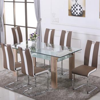 Moderna Y Sillas Para Comedor Muebles