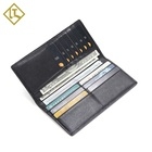 Long Mens Wallet And Card Holder Hot Product Fashion Trendy Multifunction Leather Slim Wallet Purse Card Holder For Men