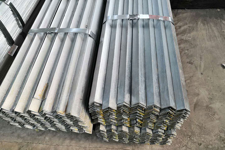 Prime steel slotted angle with holes steel angle iron price list