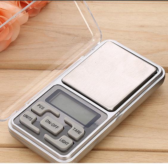 500g/0.01g electronic balance jewelry weighing high accuracy digital 0.01 mini pocket scale
