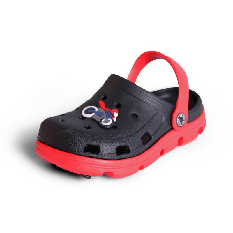 Soft children EVA clogs kids casual garden shoes beach sandals slide slippers for boys girls