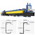 Dahe Professional C Z steel stepless change purlin roll forming machine CZ purlin equipment steel cood bending roll forming mach
